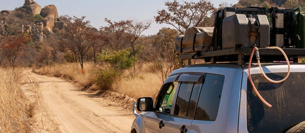 SELF-DRIVE ZIM - SELF DRIVE SAFARI SPECIALISTS